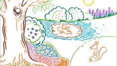 Rajzos mese: Fésűs Éva: A kismókus fél diója Snoopy, Fictional Characters, Art, Art Background, Kunst, Performing Arts, Fantasy Characters