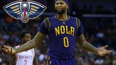 DeMarcus Cousins Highlights - Scores 27 Points in His Pelicans Debut!