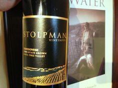 Wild Game Wine - Stolpman Estate Sangiovese