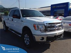 2013 Ford F-150 XLT 4WD 5.0L V8 Auto w/ Backup Camera for sale at Eagle Ridge GM in Coquitlam, near Vancouver! http://eagleridgegm.ocm http://facebook.com/eagleridgegm http://twitter.com/eagleridgegm