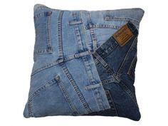 Jeans Cushion