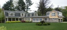 Gambrel Roof Design Ideas, Pictures, Remodel and Decor