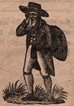"""old english woodcuts   Old Clothes, any shoes, hats or old Clothes."""" Pictures Of Real ..."""