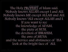 Sayings of Ahlebait a.s.