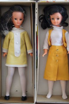 Blog de ventdusud - Page 25 - cathies bella - Skyrock.com Ideal Toys, Vintage Dolls, Blog, Couture, My Favorite Things, Collection, Life, Fashion, Doll Outfits