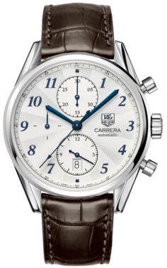 Tag Heuer Carrera Heritage Chronograph  Men's Watch CAS2111.FC6291