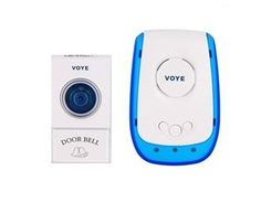 VOYE V009A Wireless Door Bell (Blue) by QLPD. $29.86. Unique design wireless door bell is very convenient for your installation and use.
