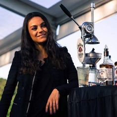 Mila Kunis visiting Jim Beam Distillery in Clermont, Kentucky ( June 7, 2016 ) shared to groups 12/31/17