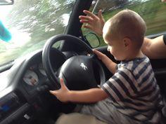 Jr Driving lesson