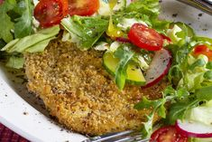 If youre only making French fries in your air fryer, youre missing out. Make our Weeknight Chicken Milanese! This easy air fryer recipe is a hit! Best Chicken Recipes, Chicken Meals, Boneless Chicken, Beef Meals, Chicken Milanese, Chicken Cutlets, Easy Cooking, Cooking Recipes, Shredded Chicken Sandwiches