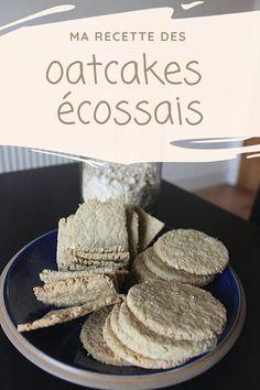La recette des oatcakes, ces biscuits à l'avoine simples et parfaits