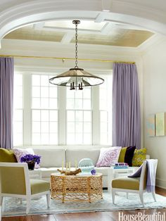 ways to decorate with 2014 new colors | HomeGoods | Simple Changes to Brighten Your Home