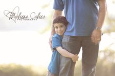 Melissa Calise Photography (Dad Father Son Family Posing Ideas Photo Shoot)