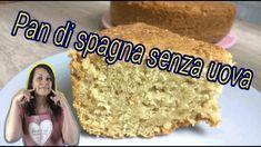 😋Pan di spagna senza uova e senza lattosio_Vegan! Cereal, Grains, Breakfast, Morning Coffee, Corn Flakes, Breakfast Cereal