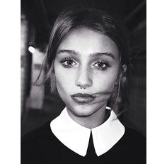 Image result for cailin russo septum