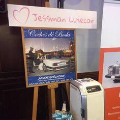 Jessman Luxecar - Coches para eventos - V Edicion ContigodeBoda