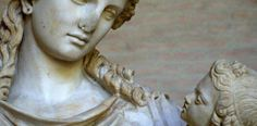 Ancient Greece, Greek, Sculpture, Statue, Flowers, Art, Art Background, Kunst, Sculptures