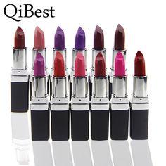 Lipstick 12 color cosmetics matte lipstick lip kit makeup make up maquiagem batom matte beauty lipstick  cosmetics Q2502