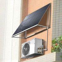 Solar Air Conditioner: