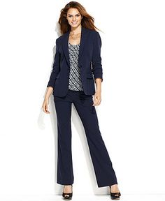 Suits for Women | Pants Suit, Skirt Suit, Wear to Work Suits ...
