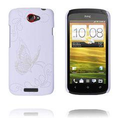 Joy (Hvit) HTC One S Deksel