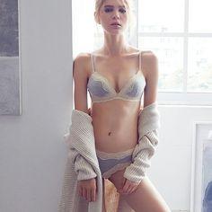 46eb4d92e6c 17 Best underwear Lingerie Bra set images