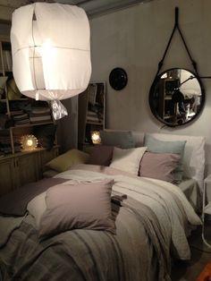Bedroom inspo from Artelleriet