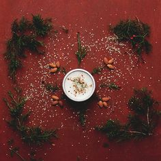 Steamy Superfood Holiday Drink Recipe | Free People Blog #freepeople