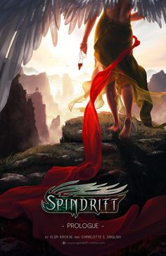 Spindrift :: PROLOGUE cover by ElsaKroese.deviantart.com on @DeviantArt