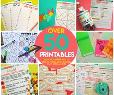 Spring break is so fun…for the kids! it's when I stress the most cause my kids want to be entertained! and hopefully your kids are like mine….and so we can use this roundup together! It's all fun artwork ideas you can do with your kids! get a giant pad of paper and work through these …