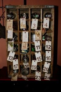 Wine advent calendar - YES PLEASE!