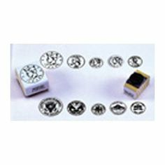 Rubber Stamp Set / Coin Tails - 5 Pack; no. CE-104 by Center Enterprises Inc.. $9.88. Coin identification & money math problem-solving are so much easier to learn with these 5 realistic, rubber stamps of 1,5,10,25 & 50 cents. As kids stamp out games, lessons & toy money they get plenty of practice in basic money math skills.