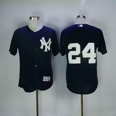 9b49f2ccc1d 2017 MLB New York Yankees 24 Gary Sanchez Blue Elite Jerseys