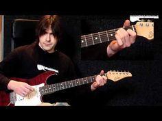 """Back In Black"" by AC/DC - Guitar Lesson w/TAB - MasterThatRiff! 1 - YouTube"