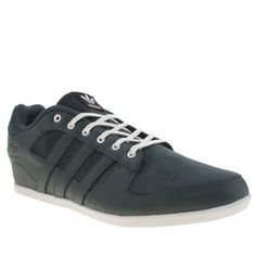 0d0564dce422 mens adidas teal   white plimcana 2.0 low trainers Adidas Men