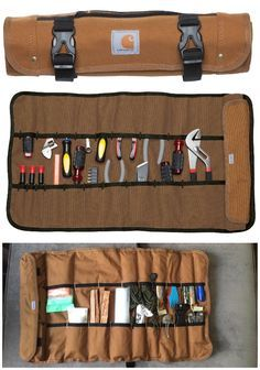 Prepper Roll, Bushcraft Roll, Survival Roll, or whatever you choose to call it. Organize your preps. Affilitate