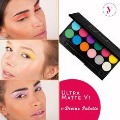 #SleekMakeUP i-Divine Palette Ultra Matte V1 http://www.vanitylovers.com/sleekmakeup-i-divine-palette-ultramatte-v1.html?utm_source=pinterest.com&utm_medium=post&utm_content=vanity-lovers-sleek-paette-v1&utm_campaign=pin-vanity