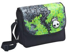 Chamber  Messenger Bag Green 18814