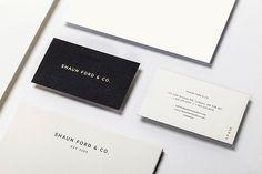 SHAUN FORD & CO on Branding Served