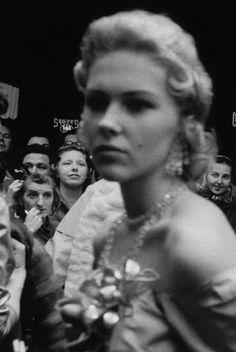 Robert FRANK :: Movie Premiere, Hollywood, 1955