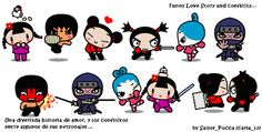 Personajes Pucca