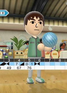 The return of a legend - Wii Sports Club comes to the Wii U!