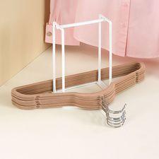 Hanger Caddy #HouseholdOrganization #OrganizationIdeas