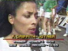 Daughter to sing as Indiana Pacers pay tribute to Florence Griffith-Joyner Beautiful Black Women, Amazing Women, Flo Jo, 1988 Olympics, Nba Houston Rockets, Black Goddess, Indiana Pacers, Larry Bird, Dallas Mavericks