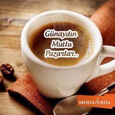 Günaydın.. Mutlu Pazarlar. :)