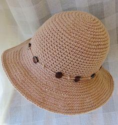 Ravelry: SN0WDR0PS's Wide Brim Sunhat Sun Hats, Ravelry, Crochet Hats, Fashion, Knitting Hats, Moda, Sombreros De Playa, Fashion Styles, Fashion Illustrations