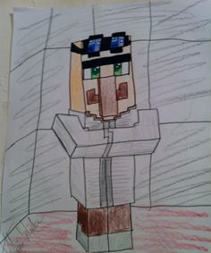 Dr T. From the diamond minecart