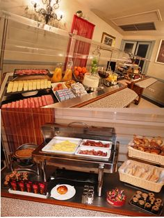 Our large buffet breakfast https://www.facebook.com/BestWesternTrianonRiveGauche