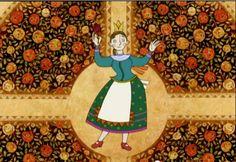 hungarian folk art tales Hungary, Folk Art, Christmas Ornaments, Holiday Decor, Illustration, Home Decor, Decoration Home, Popular Art, Room Decor