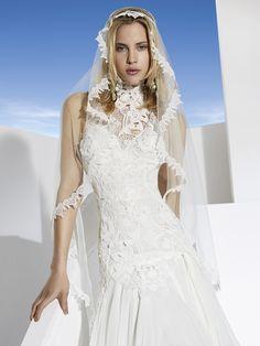 YolanCris | Vestidos de novia ibicencos y vestidos de novia hippies. Boho Girl Novias 2014
